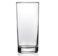 Trinkglas Wasserglas Saftglas, Höhe 13 cm, Durchmesser 6 cm, Inhalt 300 ml, spülmaschinenfest