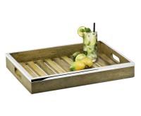 Tablett Mango 45 x 33 cm