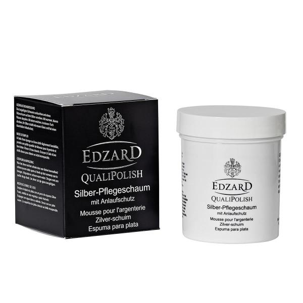 QualiPolish® Silber-Pflegeschaum mit Anlaufschutz, Inhalt 200 Gramm