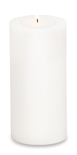 Teelichthalter Dauerkerze Cornelius für Maxi-Teelicht, Höhe 21 cm, ø 10 cm, hitzebeständig 90 Grad