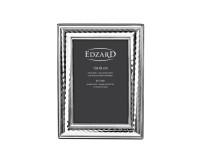 Fotorahmen Urbino für Foto 13 x 18 cm, edel versilbert, anlaufgeschützt, mit 2 Aufhängern