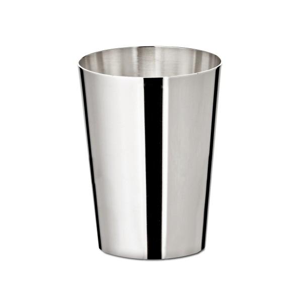 Silberbecher Likörbecher Sandy, Echtsilber 925/000, Höhe 4,5 cm, Silbergewicht 28 Gramm