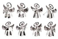 8 Engel mit Instrumenten