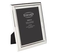Fotorahmen Florenz für Foto 20 x 25 cm, edel versilbert, anlaufgeschützt, mit 2 Aufhängern