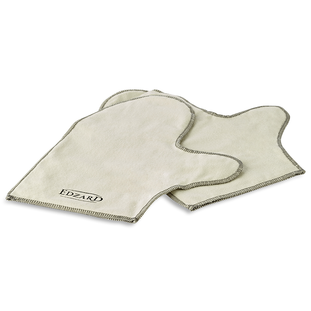 Paar QualiPolish® Silber-Pflegehandschuhe Silberhandschuhe
