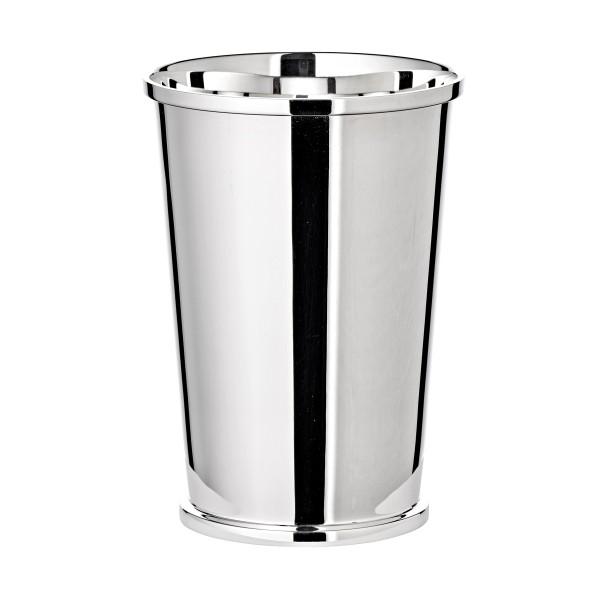 Silberbecher Trinkbecher Becher Konus, Echtsilber 925/000, Höhe 9 cm, Silbergewicht 94 Gramm