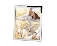 Fotorahmen Bergamo, für Foto 20 x 25 cm, edel versilbert, anlaufgeschützt, mit 2 Aufhängern