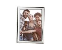 Fotorahmen Aosta für Foto 13 x 18 cm, edel versilbert, anlaufgeschützt, mit 2 Aufhängern